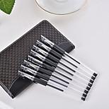 Japan And South Korea Stationery Office Supplies 0.5 Gel Pen Black Korea