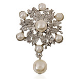 Korean Fashion Pearl Weome Bridal Bouquet Wedding Brooch