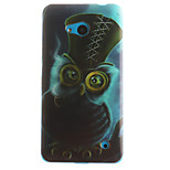 Owl Painting Pattern TPU Soft Case for Microsoft Nokia Lumia 640/530/630