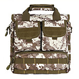 5 L Shoulder Bag Waterproof Army Green Canvas