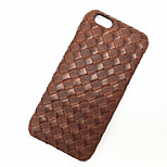 Weave Pattern Solid Phone Case for iPhone 6/6s/6 plus/6s plus