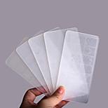 1pcs  Plastic Nail Printing Plate