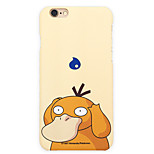 Pocket Little Monster Psyduck 4.7 inch Iphone 6/6S Hard Matting Cellphone Cover
