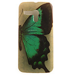 Butterfly Painting Pattern TPU Soft Case for Motorola Moto G XT1028/XT1031/XT1032