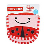 Cartoon Kids Wash Baby Feeding Handkerchief Newborn Washcloth (Beetle)