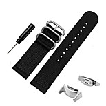 Luxury Nylon Replacement Sports Watch Band Strap and Adapters For Samsung Galaxy Gear S2 R720 Replacement Watch Band