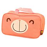 0108 Korea Portable Multifunctional Travel Toiletries Bag Lady Makeup Bag Waterproof Nylon Bag Wholesale (Large)
