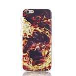 Full Body Shockproof / Ultra-thin /Translucent/Fire XXRK13 TPU Soft Case Cover For  iPhone 5/6/6s/6 plus/6s/plus