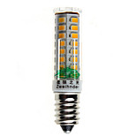 Zweihnder E14  10W High Performance  SMD 2835 White Light Tiny LEDs Corn Light (51 LEDs 450LM)
