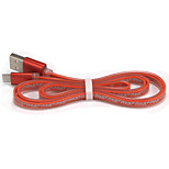 USB 2.0 / Micro USB 2.0 Normal / Plano TPU / PVC Cables 100cmcm