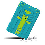 autobots frescos creativos, transformadores cajas a prueba de golpes con el soporte para iPad Mini 1/2/3