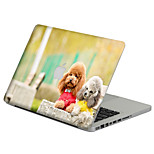 1 pc Scratch Proof PVC Body Sticker Dog Pattern For MacBook Pro 15'' with Retina / MacBook Pro 15'' / MacBook Pro 13'' with Retina / MacBook