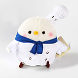 Adorable Little animal Cook Chicken Karna Hera Other Plush Doll
