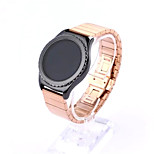 For Samsung Gear S2 Classic Watchband Stainless Steel Bracelet Butterfly Loop