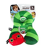 1-3 Years Old Safety Seat Headrest Baby Neck Protection Pillow Type U Infant Car Travel Pillow(Apple worm)