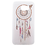 Dream Catcher Pattern Frosted TPU Material Phone Case for Samsung Galaxy S7 Edge Plus/S7 Edge/S7/S6/S5