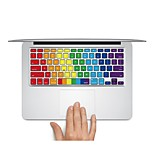 Keyboard Decal Laptop Sticker Rainbow for MacBook Air 13