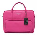 borsa del computer portatile di affari 13inch multifunzione / manicotto nero / colore rosa