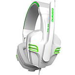 SaLaR KX101 Deep Bass Game Headphone Stereo Surround Gaming Headset Headband with MIC for PC Gamer