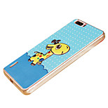 Back Cover Other 3D Cartoon TPU SoftHuawei Huawei Honor 6 Plus