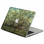 Oil Painting Style Sticker Decal 007 For MacBook Air 11/13/15,Pro13/15,Retina12/13/15