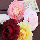 6Piece/Set Silk Wedding Decorations- Artificial Flower for DIY Unique Wedding Décor (8cm*8cm)