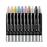 Park Springs Ya Colorful Moving Pen Lying Silkworm High Light Eye Shadow Pen Eyeliner Makeup Wholesale Rotation