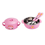 Feeding cutlery Plastic For Feeding Tableware 1-3 years old Baby