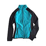 Running Tracksuit Women's Long Sleeve Thermal / Warm Running Sports Sports Wear White / Black / Blue / Purple