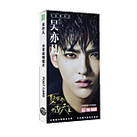 EXO Wu Yifan 180 FIG Creative Postcard