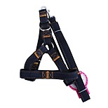 Jean Dog Leash Harness Pet Collar Harness Dog Lead Pet Walking Harness Leash Set