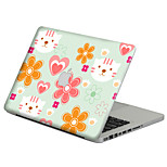 1 pc Scratch Proof PVC Body Sticker Cartoon Pattern For MacBook Pro 15'' with Retina / MacBook Pro 15'' / MacBook Pro 13'' with Retina / MacBook