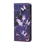 Dustproof / Pattern Flower PU Leather Soft Hockey, classic design Case Cover For Sony Xperia   XA/E5