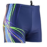Men Professional Sports Swiming Trunks Swimwear Short Pants