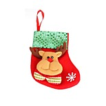 Christmas Decorations Sequined Christmas Stockings Christmas Tree Ornaments Gift