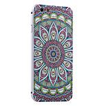 bunte Metallrahmen PC harten Fall Mandala-Muster gemalt für iphone6 / 6s / 6 plus / 6s Plus