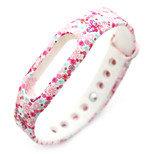 Wristband Bracelet Strap Replacement Parts For Mi band(Butterfly)
