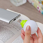 New Novelty LED Lamp Night Light Random Color