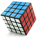 Toys Yongjun® Magic Cube 4*4*4 Flourescent / Professional Level Magic Toy Smooth Speed Cube Magic Cube puzzle Black / White / Pink Plastic