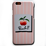 zurück Other Other PC Hart Smooth Surface+Relief+Novelty Pattern Fall-Abdeckung für AppleiPhone 6s Plus/6 Plus / iPhone 6s/6 / iPhone