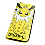 Inspired By Pocket Little Monster Jolteon Long 19cm PU Leather Wallet