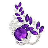 Fashion Cheap Vintage Women Female Ladies Brooches for Wedding