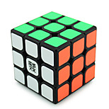 Toys Yongjun® Magic Cube 3*3*3 Professional Level Magic Toy Smooth Speed Cube Magic Cube puzzle Transparent / Black / White / Pink ABS