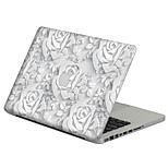 Flower Style Sticker Decal 004 For MacBook Air 11/13/15,Pro13/15,Retina12/13/15
