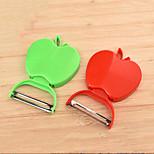 Multifunction Fruit Peeler Fold Portable Kitchen Gadget Grater & Peeler(Random Colour)