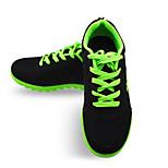 Green/Gray/Blue Damping Plastic Running Shoes for Women