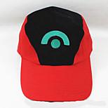 poche peu ketchum de cendres monstre rouge casquette réglable noir