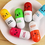 Pill Pens With Expression Telescopic Pen Ball-Point Pen