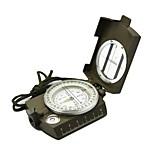 Compas/boussole Directionnel / Multi Function Randonnées / Camping / Voyage / Outdoor / Cyclisme autre / Alliage de métal Vert