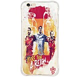iPhone SE/5s/5 Soccer Star TPU&Silicone Soft Back Cover